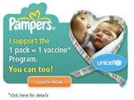 pampers badge